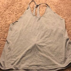 Jcrew workout tank top
